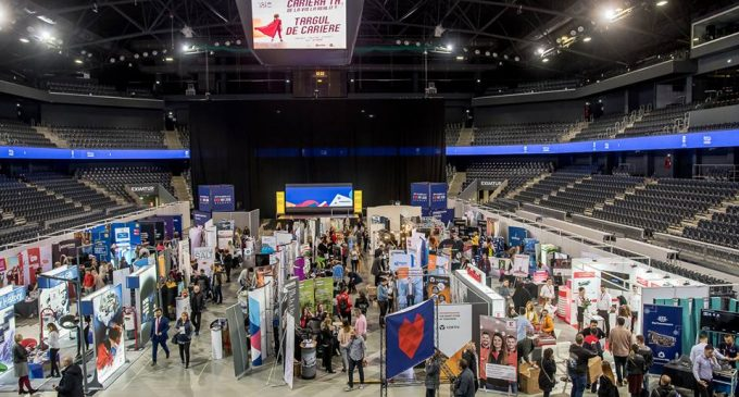 Primăvara 2020 aduce conferințe si sute de locuri de munca la Târgul de Cariere