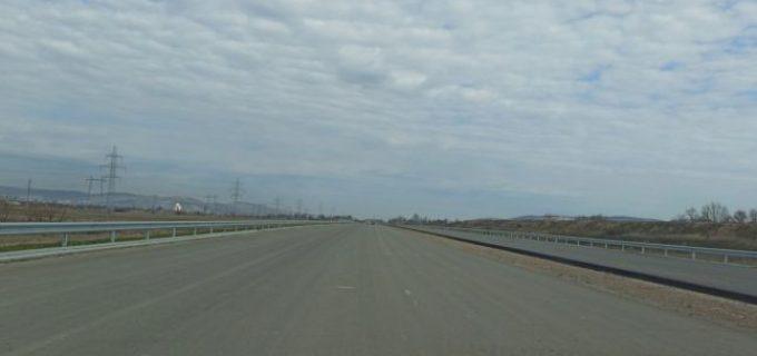 Lotul 1 al Autostrăzii Sebeş – Turda, în lungime de 17 kilometri, are şanse mari să fie gata în 2020