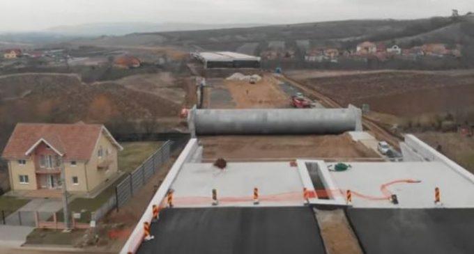 Lucrările la Autostrada Sebeș – Turda sunt pentru a doua oară SUSPENDATE