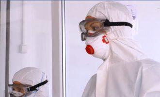 2 persoane depistate pozitiv cu Covid 19 la Spitalul Turda