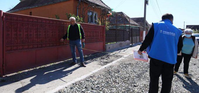 Primăria Turda demarează lucrări de asfaltare și modernizare pe străzile Cucului și Racului (Turda Nouă)