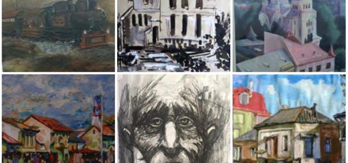 """Galeria virtuală de artă a municipiului Turda prezintă expoziția cu tema """"TURDA"""". 75 imagini superbe!"""
