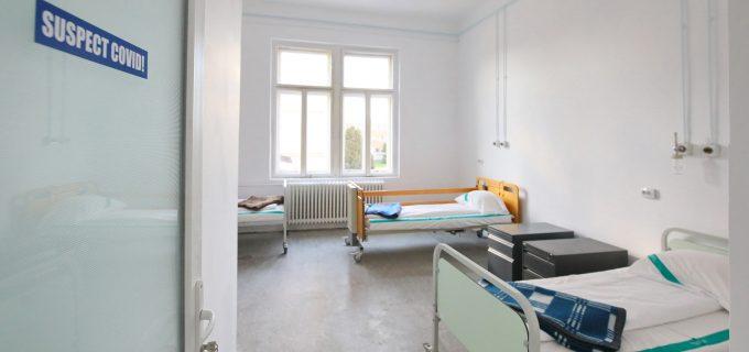 FOTO: Secția de Boli Infecțioase a Spitalului Municipal Turda a fost redeschisă