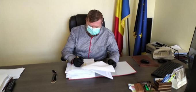 Dorin Lojigan: Toate testele din prima serie făcute personalului medical din secția Interne au ieșit NEGATIV