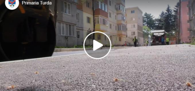 FOTO/VIDEO: Lucrările de modernizare a străzii Macilor sunt în plină desfășurare!