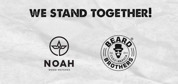 NOAH s-a alăturat campaniei împotriva COVID19 lansată de Beard Brothers, alegând să susțină Spitalul din Câmpia Turzii