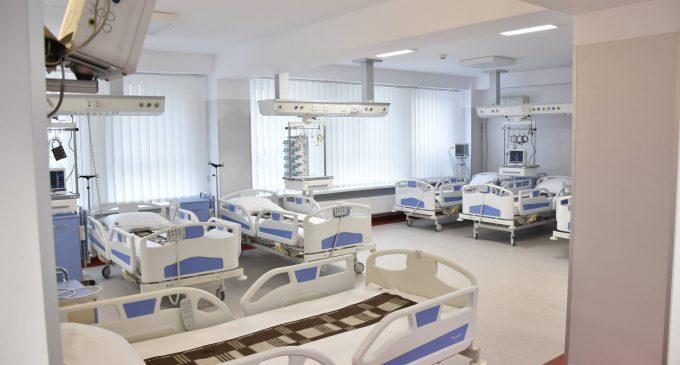 Spitalul Clinic de Recuperare și-a reluat activitatea normală, în profil recuperare medicală