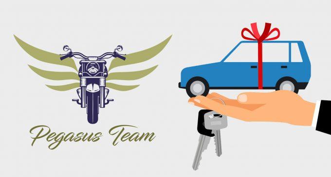 Înscrie-te la școala de șoferi și ai ocazia să câștigi prin tragere la sorți un autoturism!