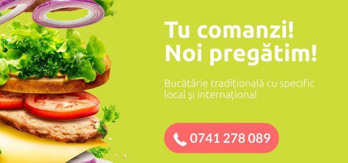 Începând de luni, 04 Mai 2020,Restaurant Potaissadeschide bucătăria