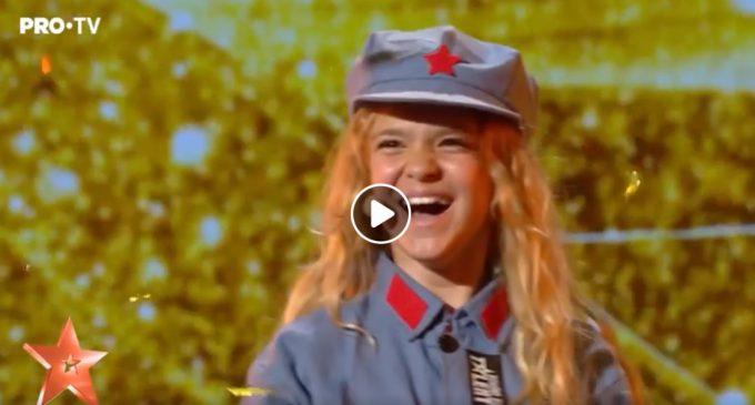 Pavel Bartoș despre fetița unei turdence: cea mai talentată chinezoaică din lume este o româncă!