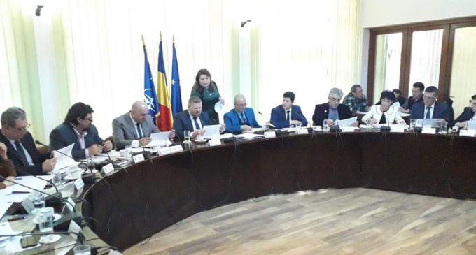 Consiliului Local al Municipiului Câmpia Turzii convocat în ședință extraordinară
