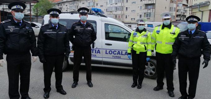 Mesaj de felicitare cu prilejul Zilei Poliţiei Locale!