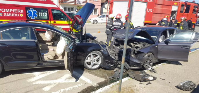Accident rutier cu o victimă, pe strada Laminoriștilor, din Câmpia Turzii