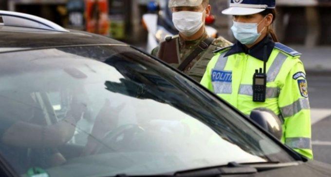 Focar de COVID-19 la IPJ Cluj. 14 polițiști au fost depistați pozitiv