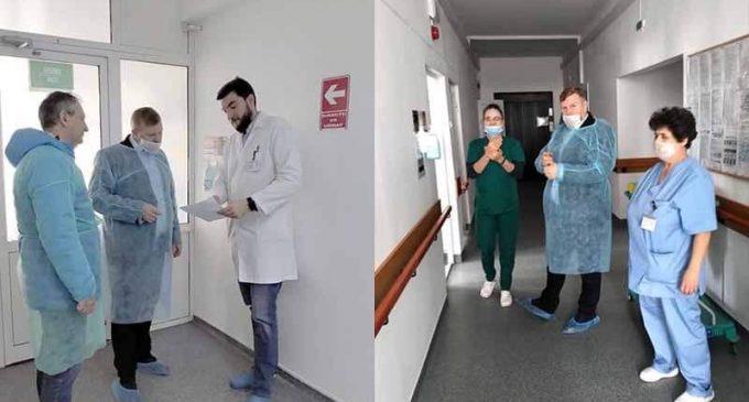 Personalul administrativ și medical al Spitalului Municipal Câmpia Turzii este NEGATIV la testarea pentru COVID 19!