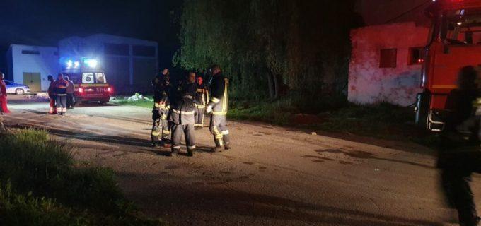 Intervenție de urgență la un operator economic din zona industrială Turda. Clor deversat în atmosferă!