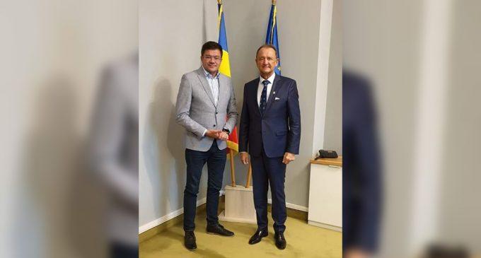 """Ministrul Mediului, Apelor și Pădurilor: """"M-aș bucura ca alte municipalități să urmeze exemplul municipiului Turda"""""""