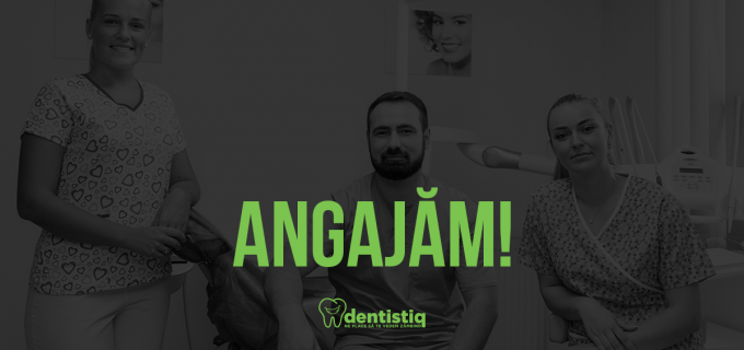 Clinica Destistiq Turda angajează medic stomatolog