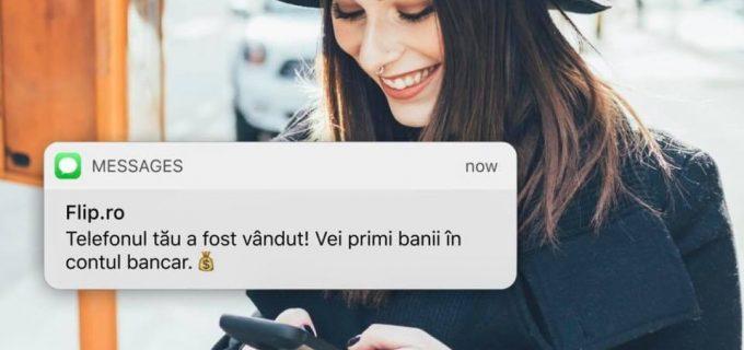 Flip.ro a plătit 250.000 euro către vânzătorii de pe platformă