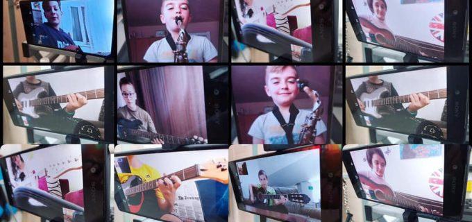 Nou în Turda: Jovial Music School – lectii de muzică în format online sau fizic