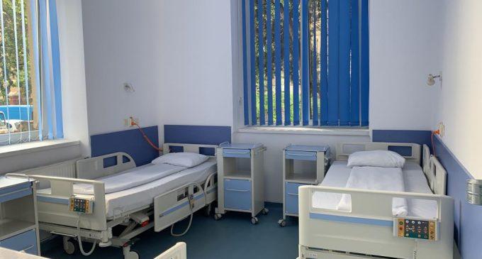 Mobilizare fără precedent la Spitalul Clinic Judetean de Urgentă: peste 100 de paturi de spitalizare noi au fost distribuite în sectii