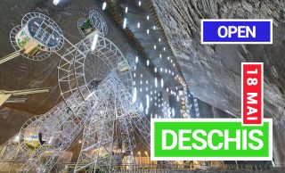 Turda Salt Mine is open for visiting starting with 18.05.2020