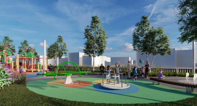 Dorin Lojigan: Un nou părculeț de joacă pentru copiii din Câmpia Turzii