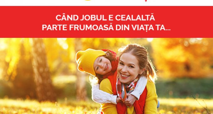 30 de posturi vacante la supermarketul Auchan Turda care se va deschide în curând!