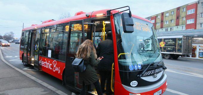 În atenția călătorilor TUP! Modificare a traseului autobuzelor TUP vineri, 26 iunie 2020