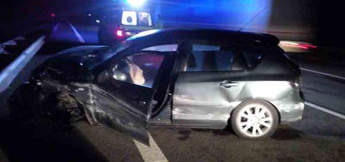 Accident rutier pe Autostrada Turda-Cluj azi noapte