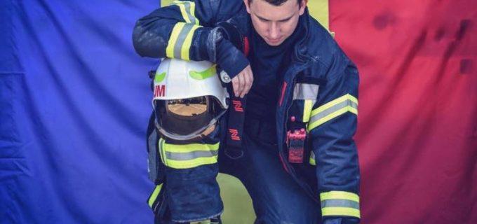 IGSU: Astăzi este despre toți cei care purtăm în inimă România!