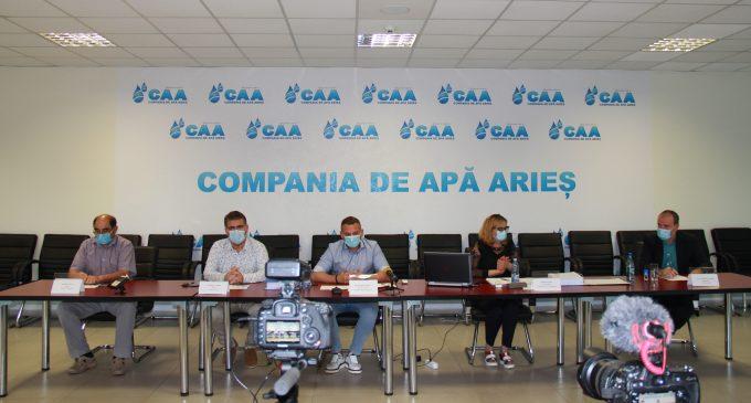 """Compania de Apă Arieș S.A. a atribuit contractul de lucrări ,,Extindere și reabilitare sisteme de alimentare cu apă și sisteme de canalizare menajeră în comunele Luna și Viișoara"""" (CL11)"""