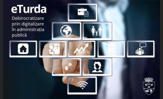 Primaria Turda a semnat un nou contract de finantare pe fonduri europene