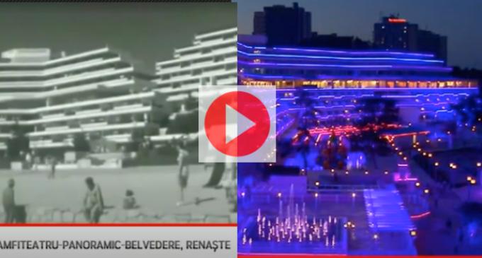 Foto/VIDEO: Vezi cum arată perla litoralului românesc. Complexul hotelier Amfiteatru-Panoramic-Belvedere a fost readus la viață