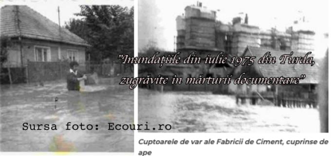 """Despre inundațiile din iulie 1975 din Turda – Revista """"Ecouri"""""""