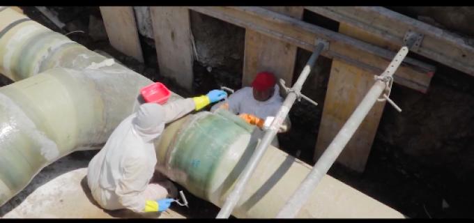 VIDEO: Lucrări POIM CAA – strada 22 Decembrie municipiul Turda