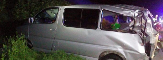 Accident cu 2 morti pe Autostrada Transilvania