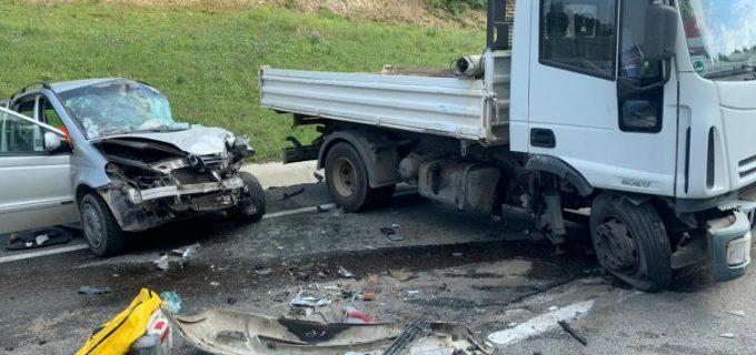 Încă un Accident mortal pe Centura Vâlcele – Apahida