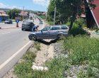 FOTO: Accident rutier în Tureni. O persoană încarcerată.