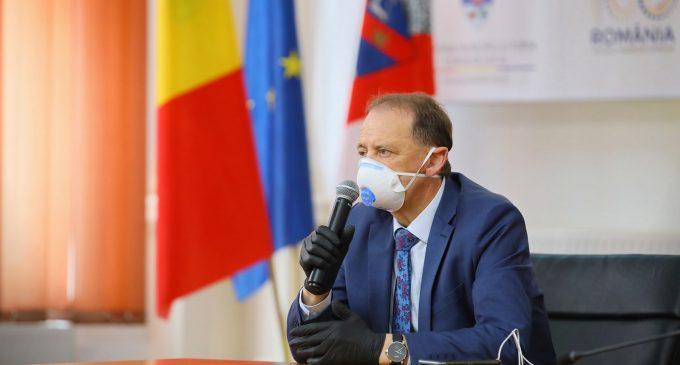 Cristian Matei: Respectati măsurile de protectie. 8 cazuri de COVID-19 confirmate la Turda în ultima săptămână