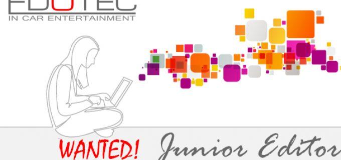 EDOTEC.ROangajeaza Junior Editor – editare continut website