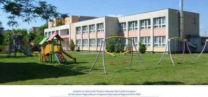 """Anunt lansare proiect: Reabilitarea, extinderea și dotarea Grădinitei cu program prelungit """"Sfânta Maria"""" + Structură și Creșa nr. 5"""