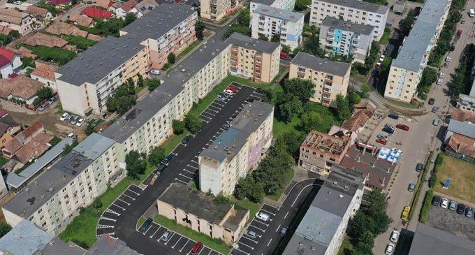 Cristian Matei: O nouă zonă din TURDA complet modernizată prin intermediul Proiectelor Urbane!