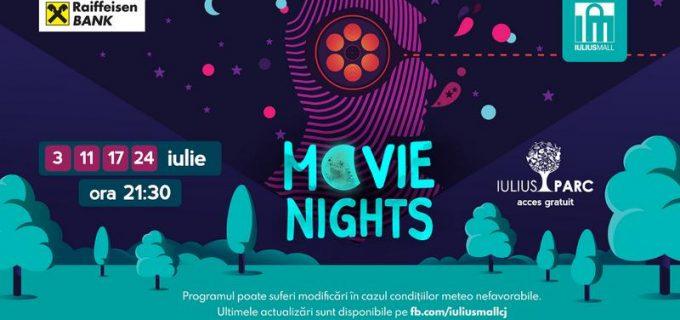 """Al treilea sezon """"Movie Nights"""" din Iulius Parc începe cu un film de Oscar (P)"""
