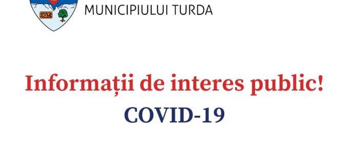 𝐈𝐌𝐏𝐎𝐑𝐓𝐀𝐍𝐓: măsuri luate în contextul FOCARULUI de COVID descoperit pe strada Margaretelor