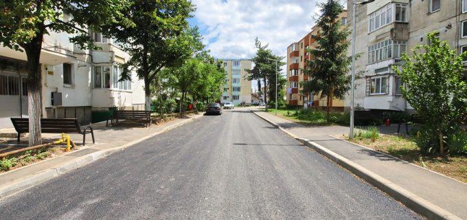 VIDEO: Lucrările de modernizare pe strada Toamnei au fost finalizate!