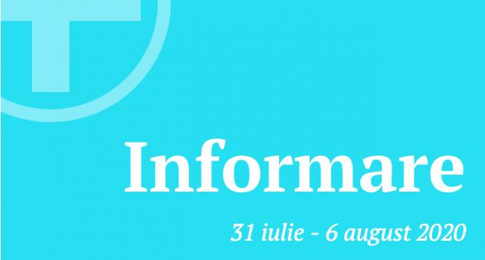 Spitalul Municipal Turda: 126 de pacienți au fost testați COVID-19 în perioada 31 iulie-6 august