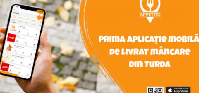 Singura aplicație de livrat mâncare din Turda este acum disponibilă!