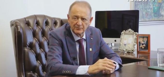 VIDEO: Primarul Cristian Matei a vorbit despre problemele actuale ale comunității într-o emisiune TURDA TV