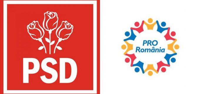 Membri ai departamentului de luptători a revoluției din decembrie 1989 trec de la PSD Turda la PRO România